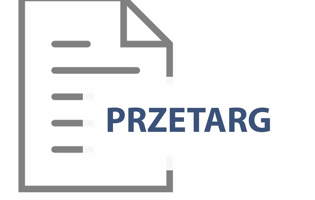 I publiczny przetarg ustny nieograniczony na sprzedaż  lokalu mieszkalnego przy ul. Wojska Polskiego 8/3